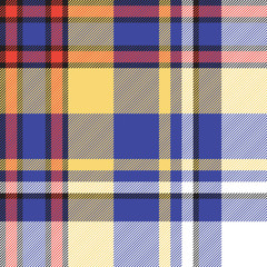 English fabric texture seamless pattern