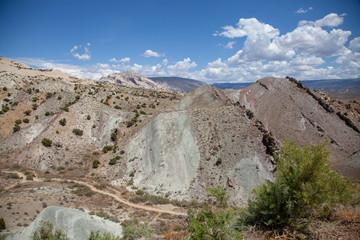 Desert View, Dinosaur National Monument, Utah