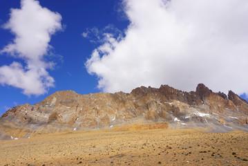 インド ラダック ザンスカール 山 風景