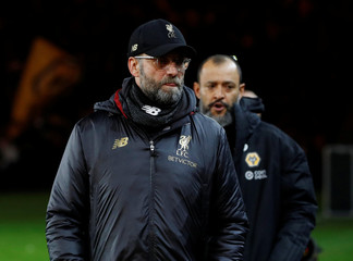 FA Cup Third Round - Wolverhampton Wanderers v Liverpool