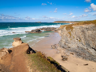 Gwithian Cornwall England