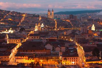 Best view of Quito Ecuador