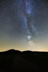 Starry Sky LAndscape