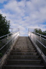 A stairway to the sky