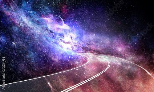 Fototapete Our unique universe
