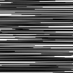horizontal black stripes