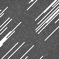 oblique grunge black lines
