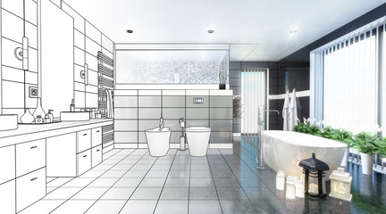 Luxury Bathroom (draft)