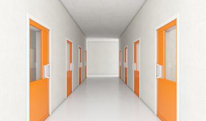 Jail Cell Corridor