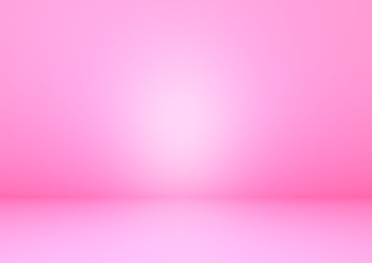 pink color studio.