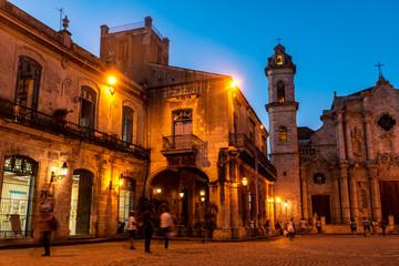 Kathedrale in Havanna Kuba