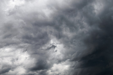 storm clouds sky background texture