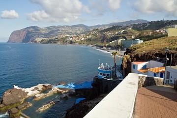 Madeira, Funchal, Praia Formosa