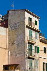 altes Stadthaus in Palma de Mallorca