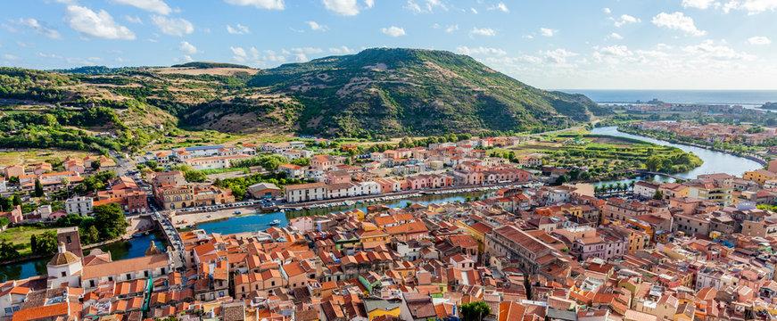 Bosa, Gemeinde am Temo, Sardinien