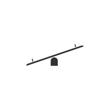 Swing icon flat