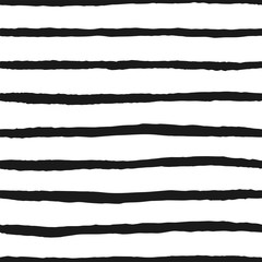 Tile vector pattern with black and white stripes