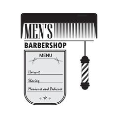 Barber Shop Signboard