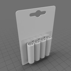 AA battery pack