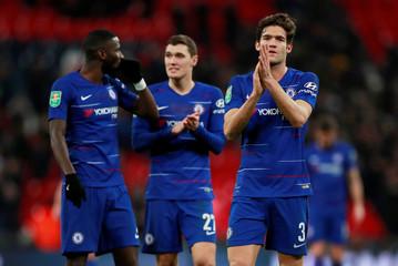 Carabao Cup Semi Final First Leg - Tottenham Hotspur v Chelsea