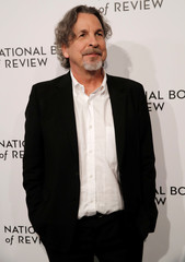 Director Peter Farrelly poses for photographers as he arrives for the National Board of Review Awards gala in New York