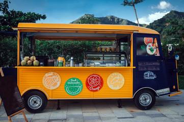 street food vans