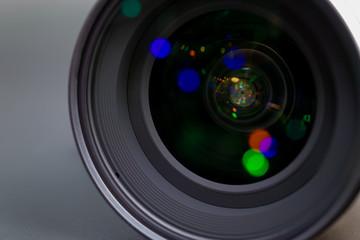 一眼レフカメラの交換レンズ