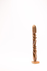 African traditional wooden Statue