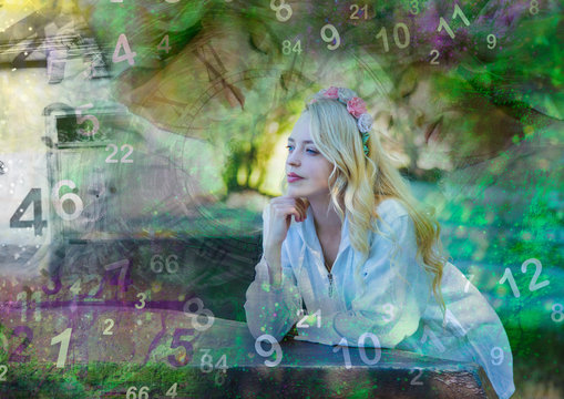 Magic of numbers and meditation