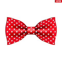 Mary Poppins red bow tie