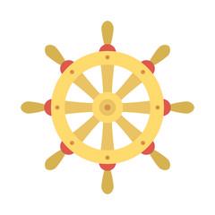 wheel  steering   boat