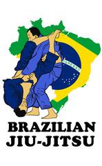 Brazilian Jiu Jitsu armbar