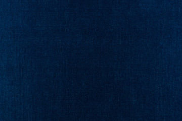 fabric texture background blue