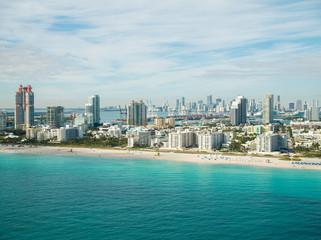 Drone photography Miami Florida