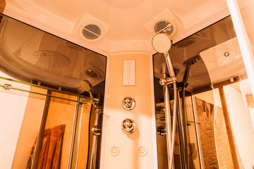 Shower cabin, hydrobox