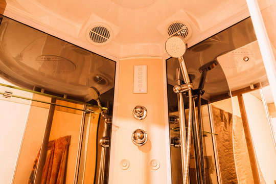 Shower cabin, hydrobox