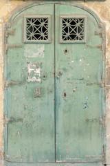 Old Doors, Valetta, Malta