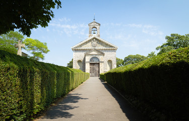 St. Mary the Virgin Church, Glynde, East Sussex, UK