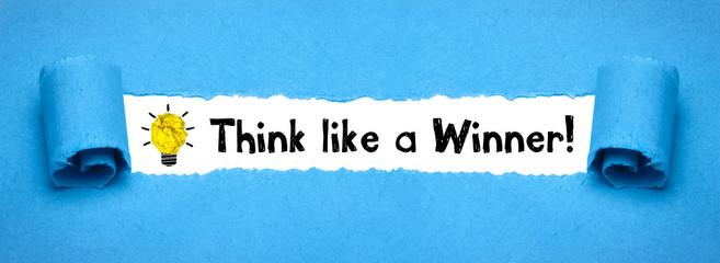 Think like a Winner!