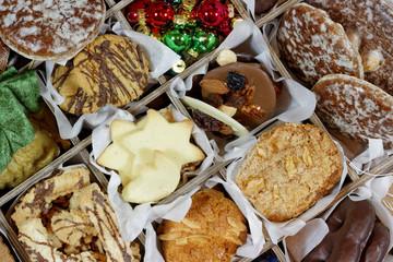 Süße Weihnachtsleckereien
