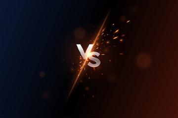 Versus vs background