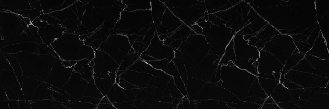 horizontal elegant black marble background