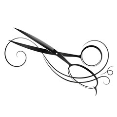 Teen masseuse scissors