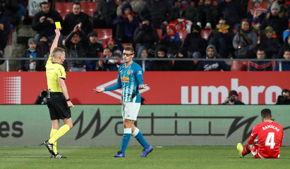 Spanish King's Cup - Girona v Atletico Madrid