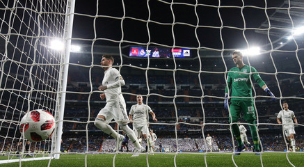 Spanish King's Cup - Round of 16 - First Leg - Real Madrid v Leganes