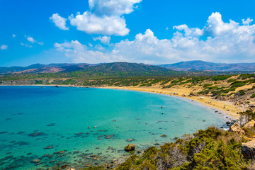 Lara beach on Cyprus