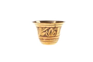 Arabian Coffee Top isolated