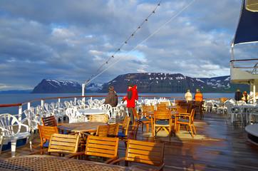 Kreuzfahrt nach Island