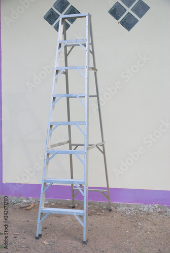 Aluminum ladder, Aluminum ladder from Thailand country