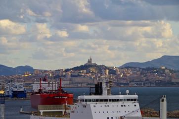 Kreuzfahrt nach Marseille